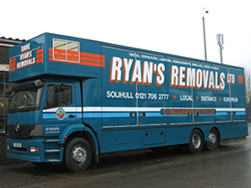 Home and Domestic Removals Birmingham and Solihull