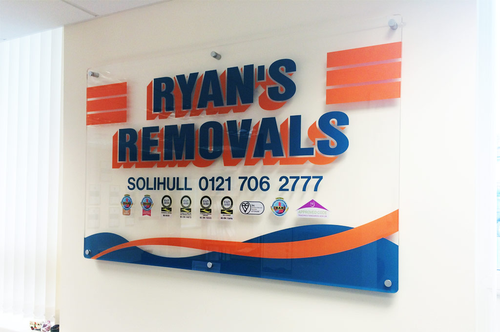 Self Storage in Solihull and Birmingham - Ryans Removals