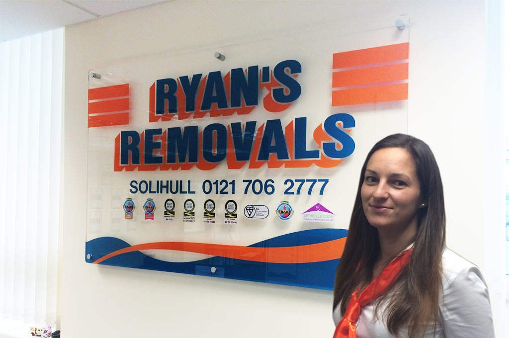 Archive Storage in Solihull and Birmingham - Ryans Removals